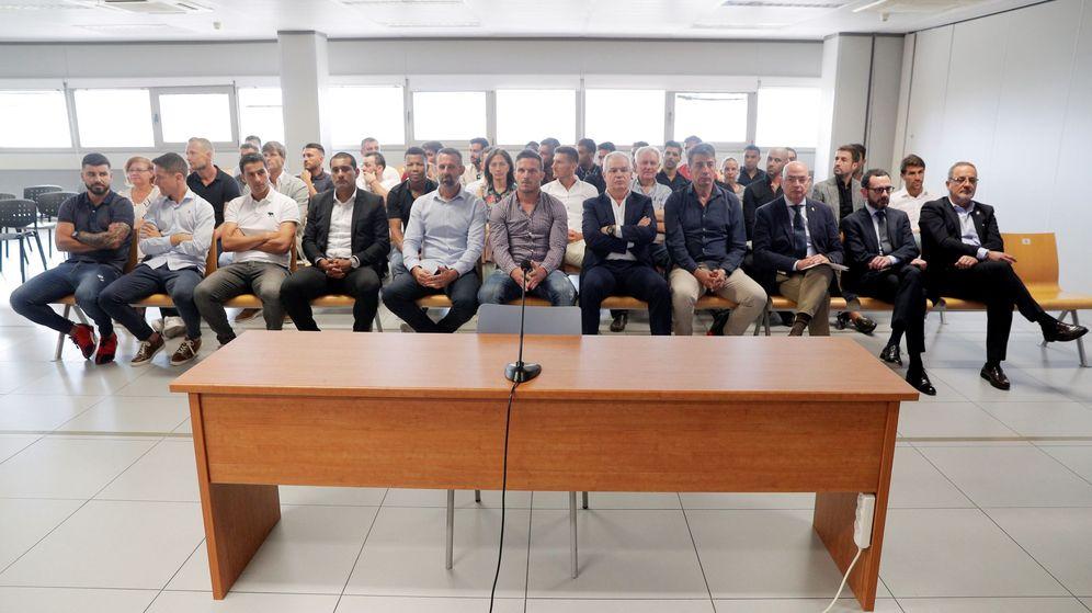Foto: Levante-Zaragoza: absueltos los jugadores por el presunto amaño de partidos. (EFE)