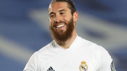 Sergio Ramos, de una oferta 'fantasma' a tocarle el orgullo de ganarse el puesto