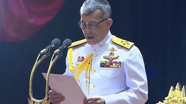 El rey Maha Vajiralongkorn Bodindradebayavarangkun de Tailandia en una imagen de archivo. (EFE)