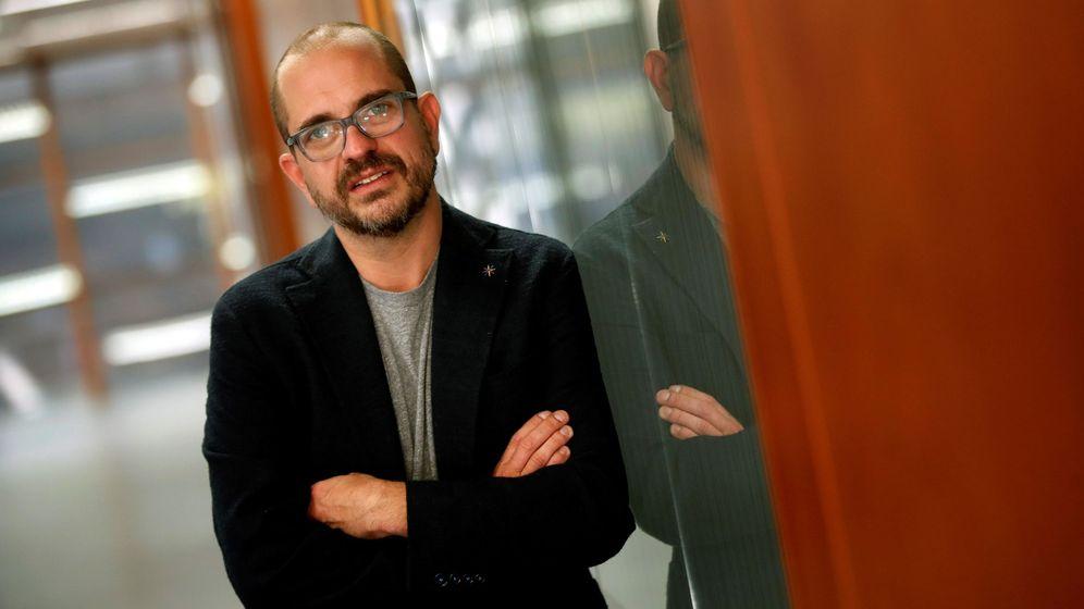 Foto: Jordi Farré, en una foto reciente. (EFE)