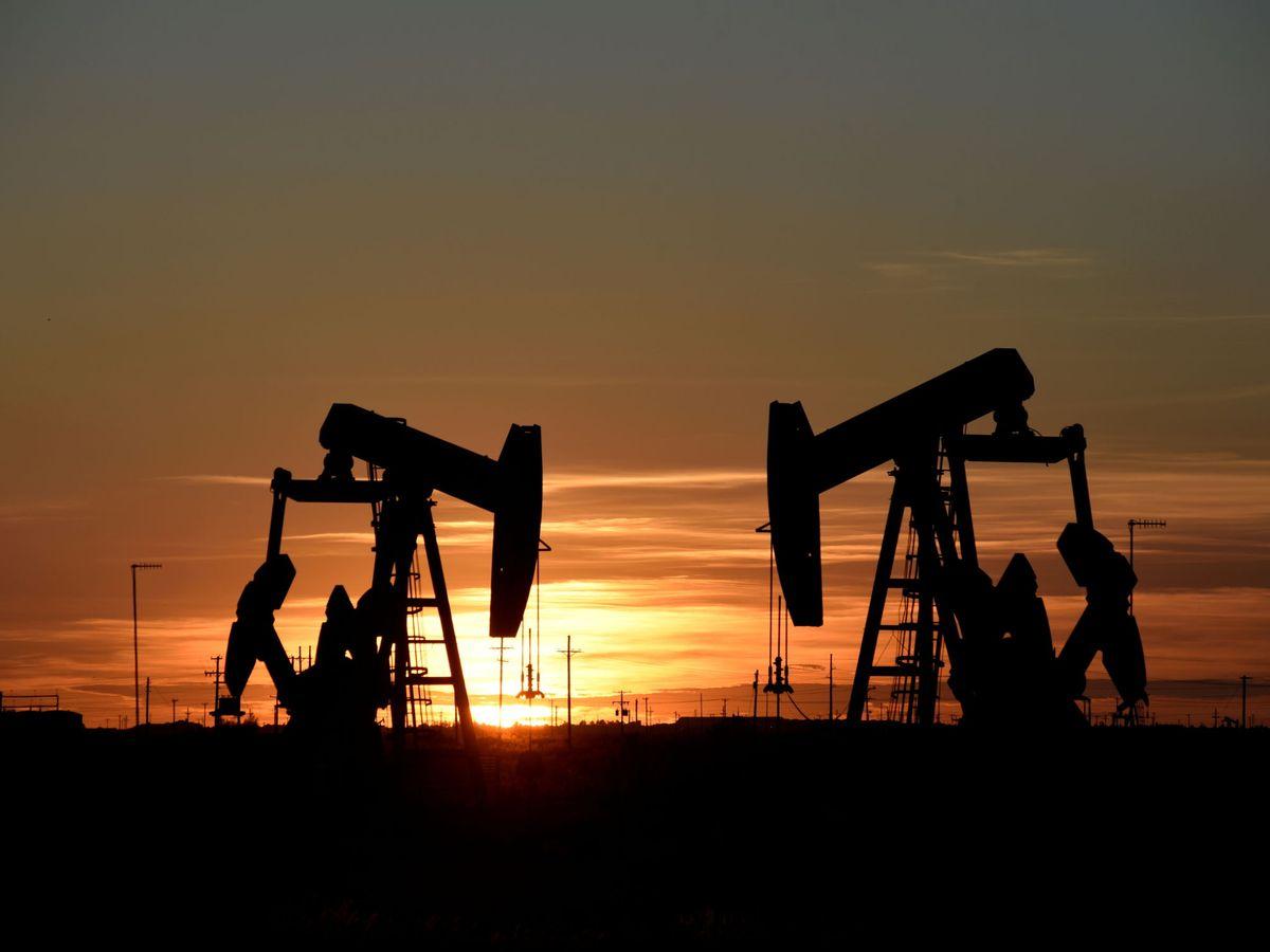 Foto: Planta de extracción de petróleo. (Reuters)