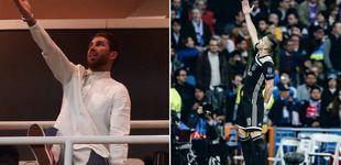 Post de La mofa del Ajax a Sergio Ramos y el 'manotazo' del capitán del Real Madrid