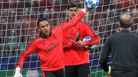 El manotazo de Keylor Navas a la planificación deportiva de 'su' Madrid