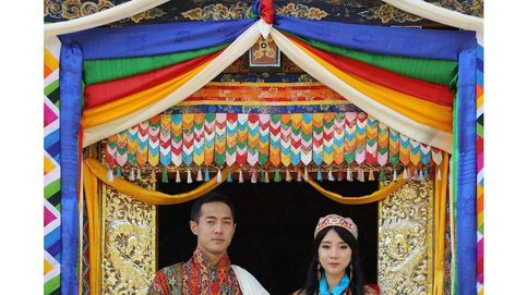 Nueva boda royal por sorpresa: se casa la princesa Euphelma, hermana del rey de Bután