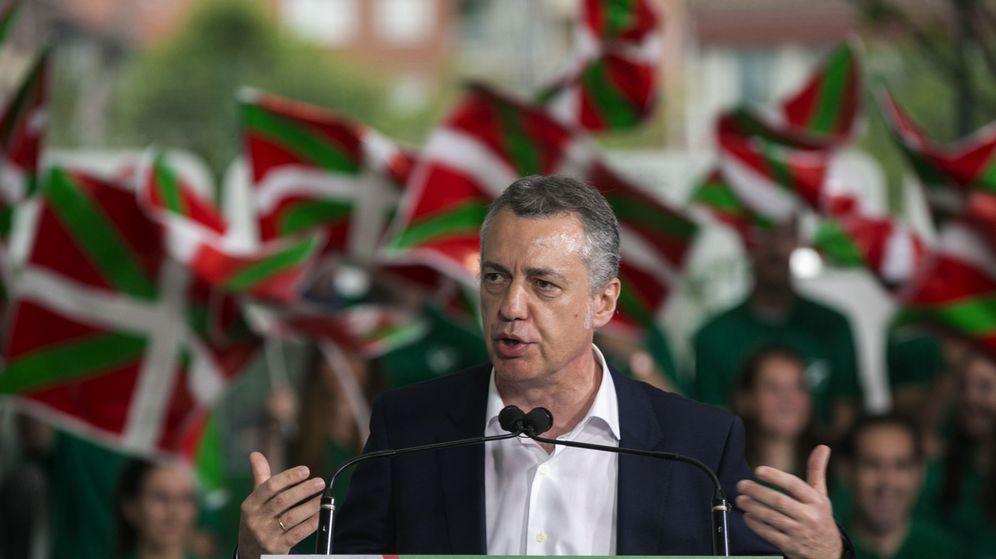 Foto: El lendakari, Íñigo Urkullu. (EFE)