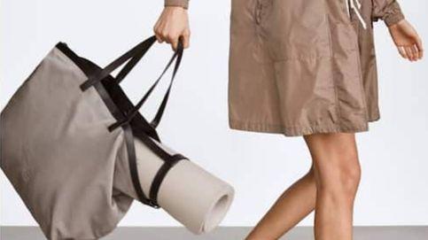 El bolso shopper de Massimo Dutti que llevarás de la oficina al gimnasio