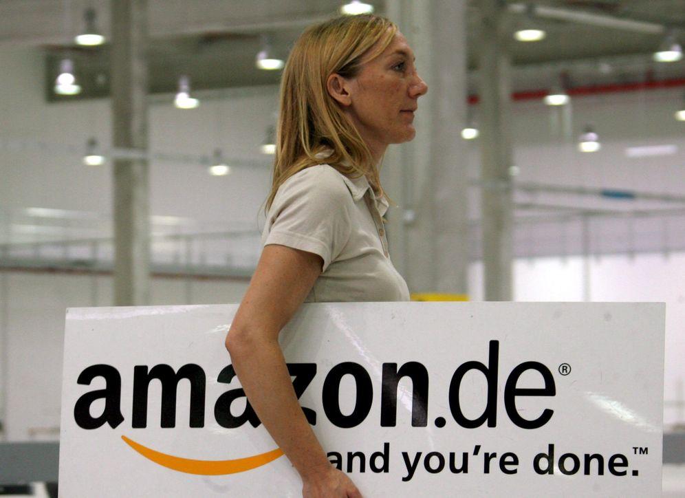 Foto: Amazon ha sido objeto de críticas por 'The New York Times' (EFE)
