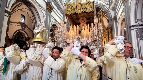La amargura del 'maná' cofrade: Málaga deja de ingresar casi 130 millones sin procesiones