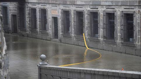 El deshielo y las lluvias dejan inundaciones en las provincias de Segovia y León
