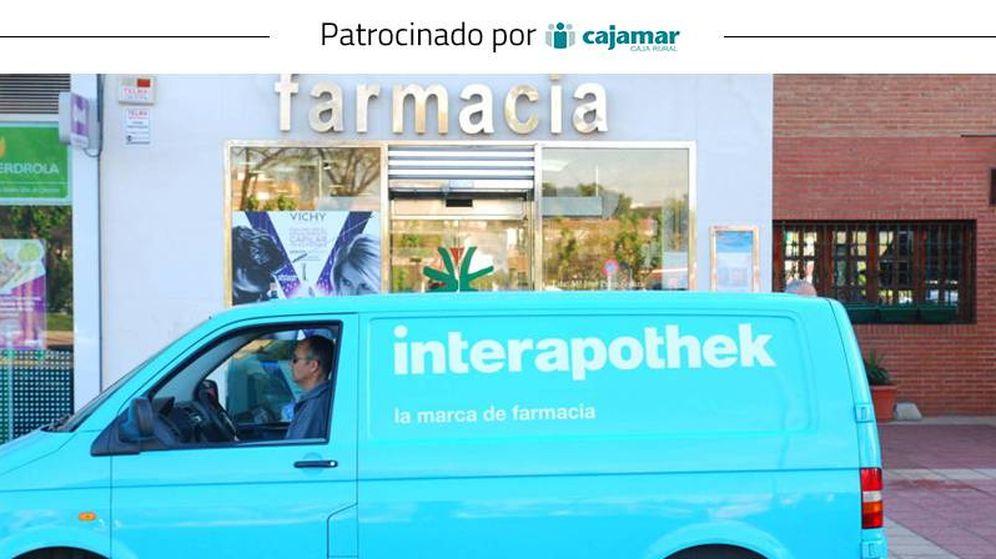 Foto: Además de servir medicamentos, Hefame distribuye su marca propia de parafarmacia, Interapothek.