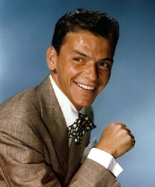 Foto: Frank Sinatra en una imagen de archivo