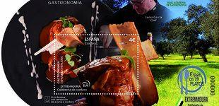Post de Correos lanza sellos con olor y sabor a platos típicos españoles