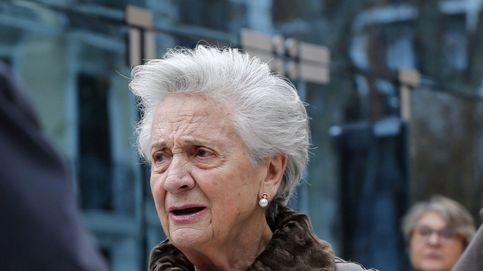 Marta Ferrusola sigue en estado grave en el Hospital Vall d'Hebron desde el sábado