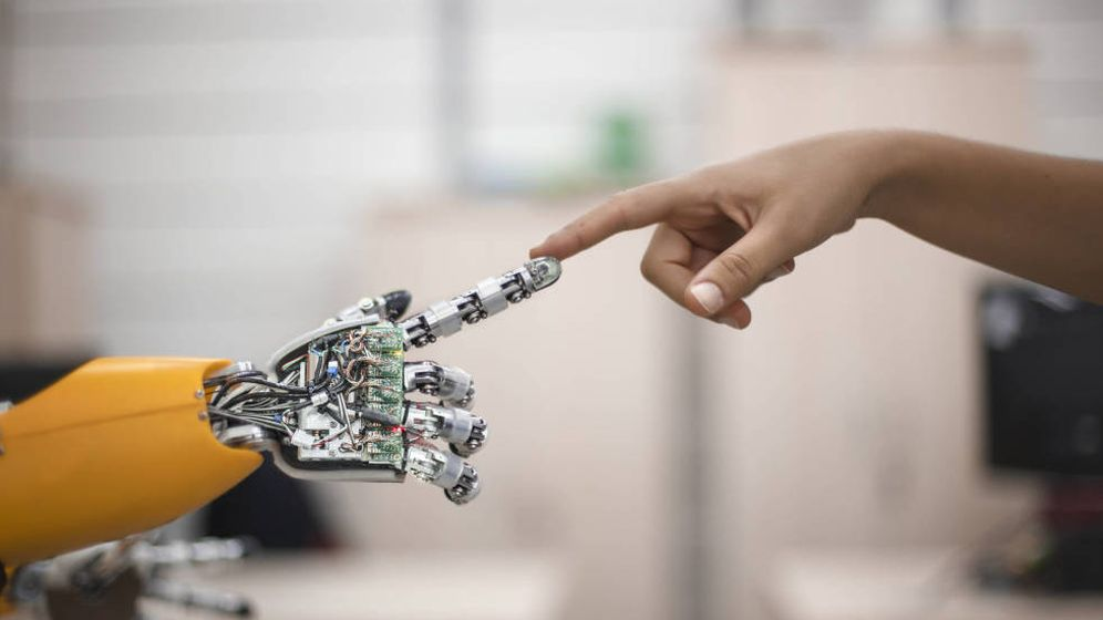 Foto: Robot. (iStock)