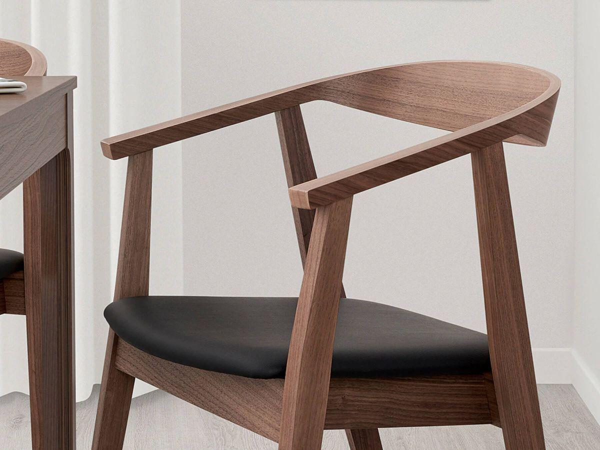 Foto: Silla de comedor de Ikea. (Cortesía)