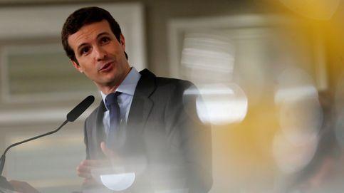 Casado aplaza a enero su decisión sobre las principales candidaturas como Madrid