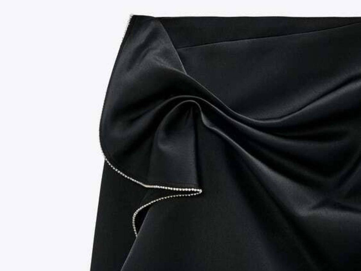 Foto: La minifalda de Zara. (Cortesía)