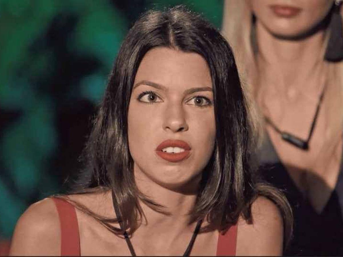 Andrea Gasca, pillada con Cristian, concursante de 'La isla de las tentaciones 2'
