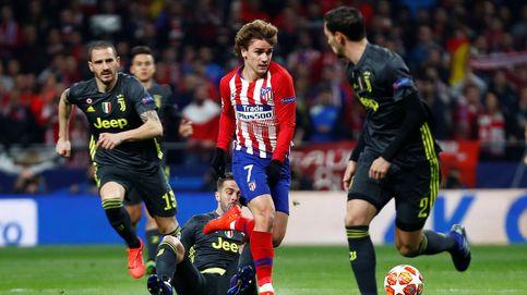 Atlético de Madrid - Juventus en directo: resumen, goles y resultado