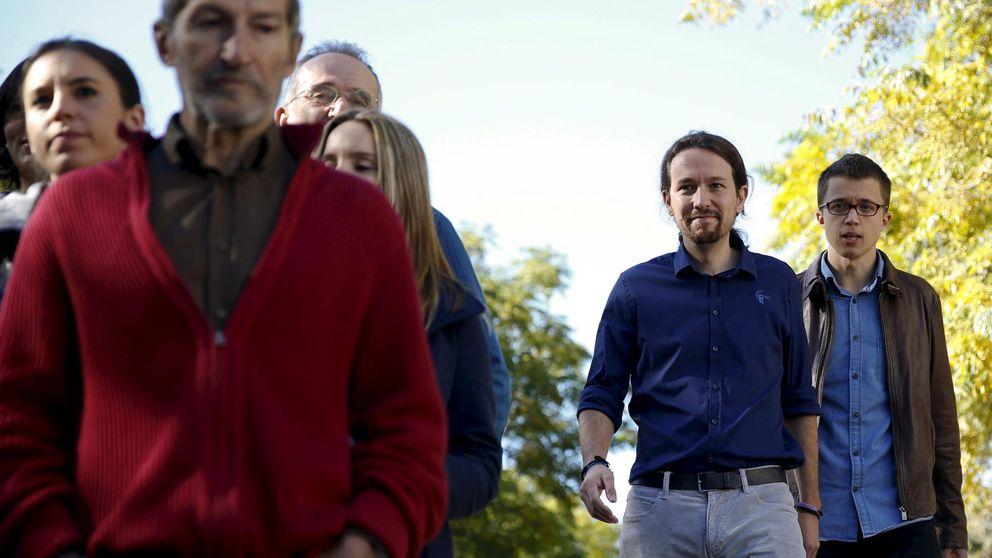 El Gobierno en la sombra de Podemos: cinco ministrables y Errejón de vicepresidente