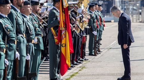 El BOE publica ya los ceses de los números dos y tres de la Guardia Civil