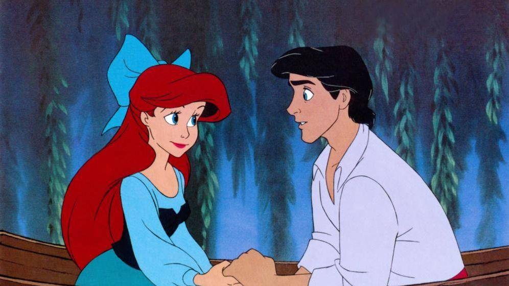 Foto: En 'La Sirenita', a Erik le dicen que se decida de una vez por la mujer a la que quiere tomar como esposa.