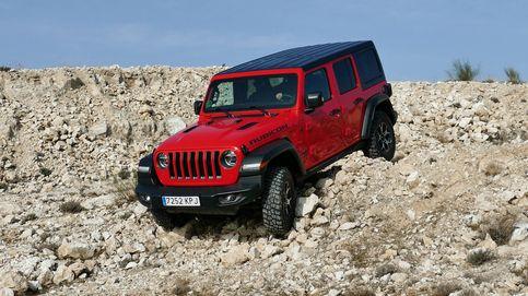 Por qué el Jeep Wrangler Rubicon es el incontestable rey de la jungla