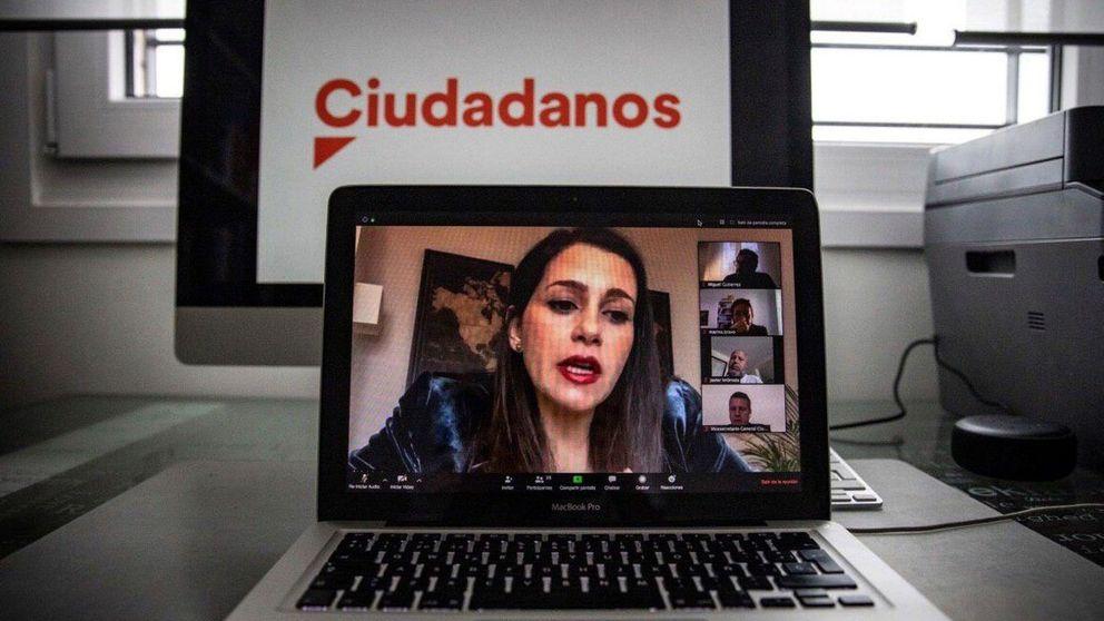 Arrimadas, primera reunión de Sánchez para buscar un pacto que huele a fracaso