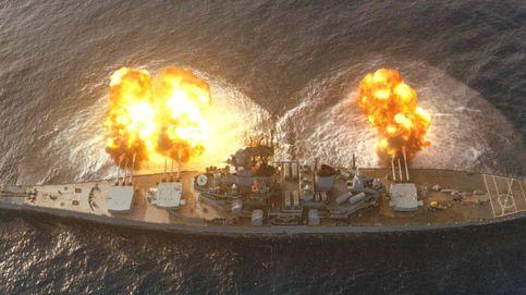 Un siglo de guerra: la evolución tecnológica de los grandes buques de EEUU