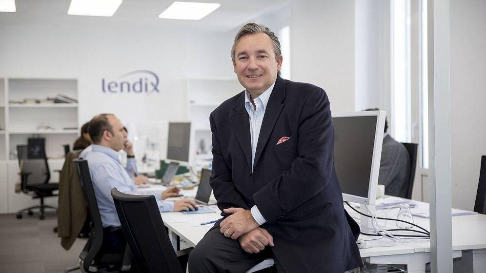Foto: Gregoire de Lestapis, CEO de Lendix