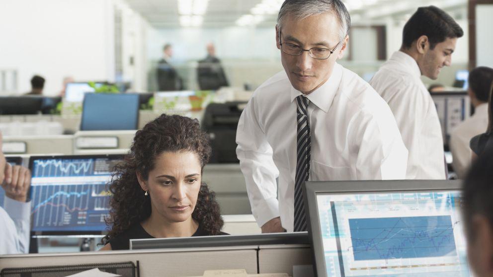 Trabajo el secreto para triunfar en un hedge fund se ala lo que te espera en tu trabajo - Sexo en la oficina ...