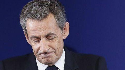Sarkozy intoxica la convención 'pepera'