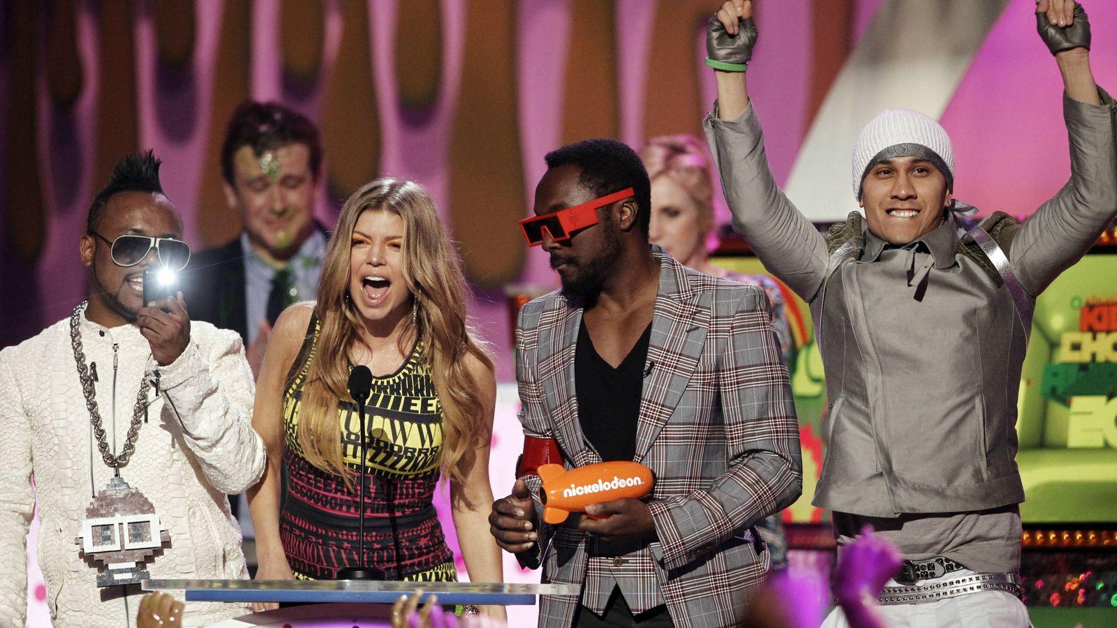 Foto: El grupo Black Eyed Peas en una imagen de archivo. (Gtres)
