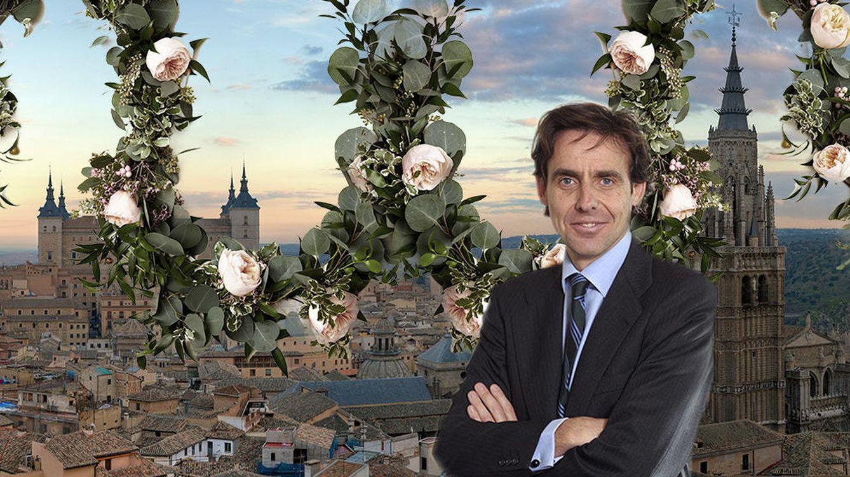 Foto: Javier López Madrid, en un fotomontaje realizado por 'Vanitatis'