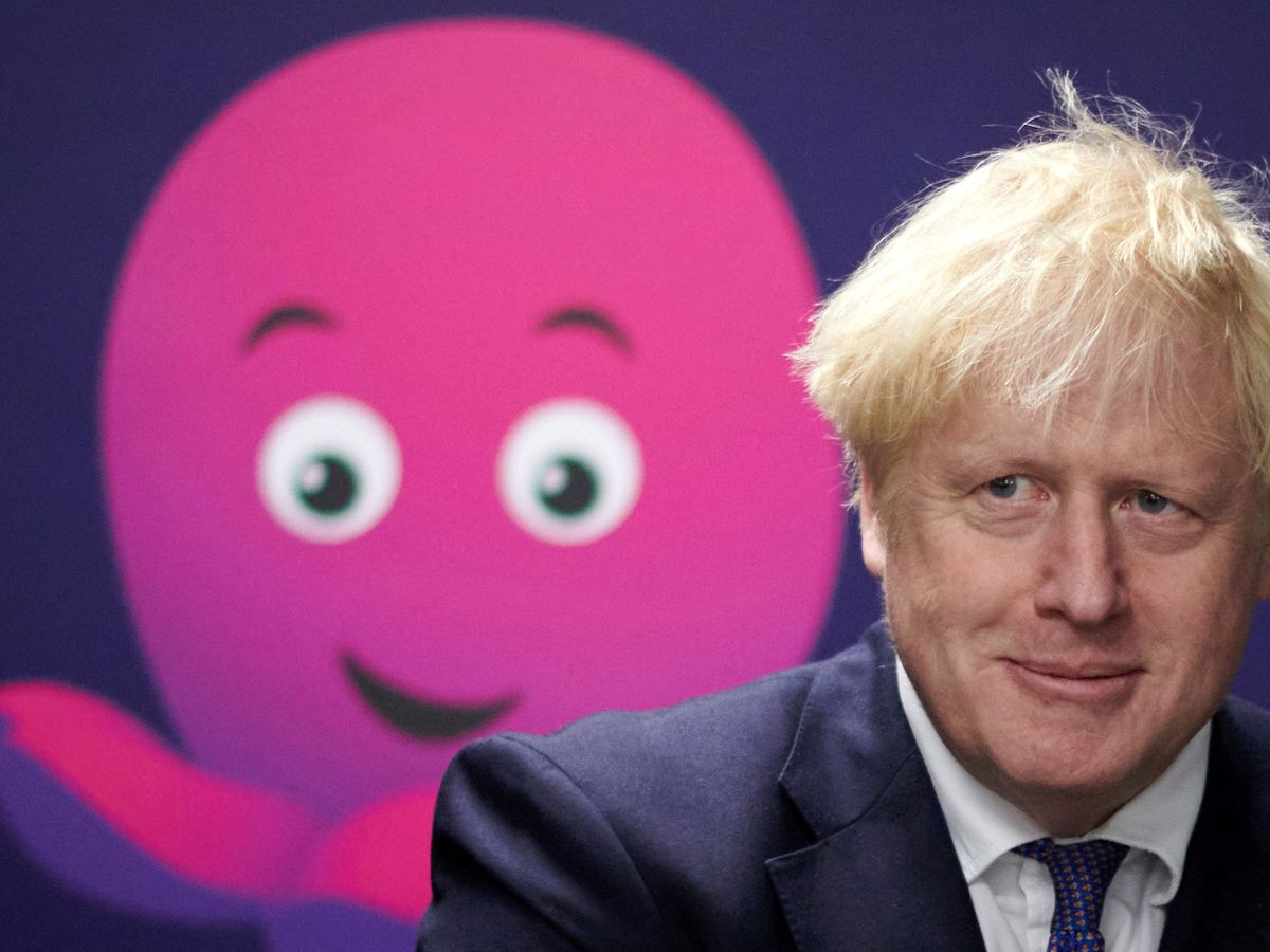 Foto: Boris Johnson (Reuters)