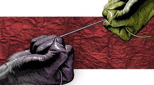 Pablo Iglesias tiene un plan: matar al diablo, acabar con el Ibex