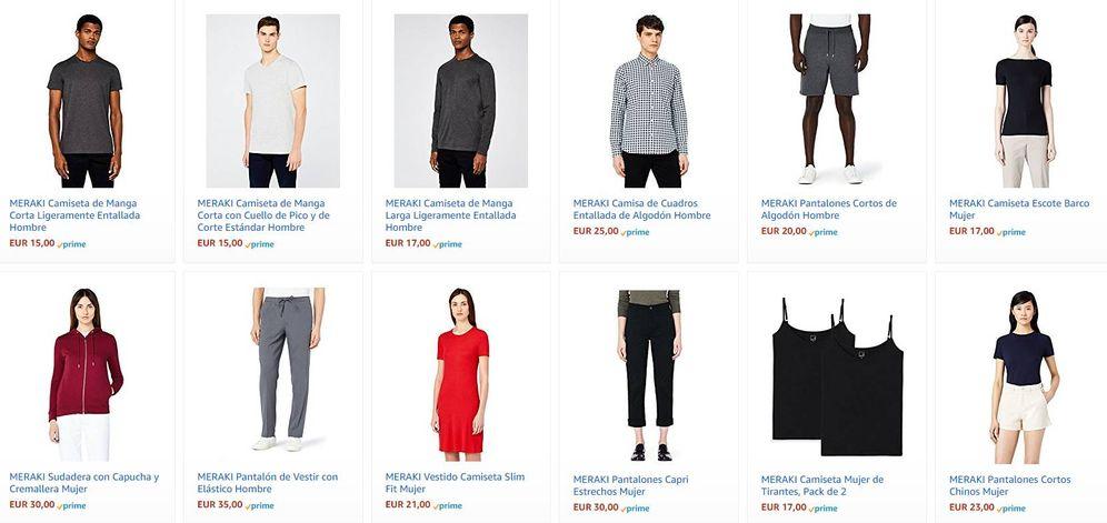Foto: Las prendas de Meraki cuestan entre 15 y 70 euros.