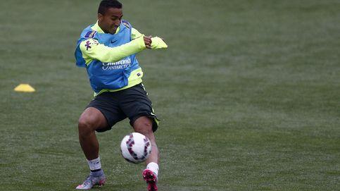 Danilo se lesiona el tobillo y se pierde la Copa América: Alves será su sustituto