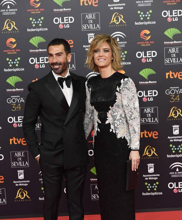 Foto: María Casado, con el estilista Manuel Zamorano. (Limited Pictures)