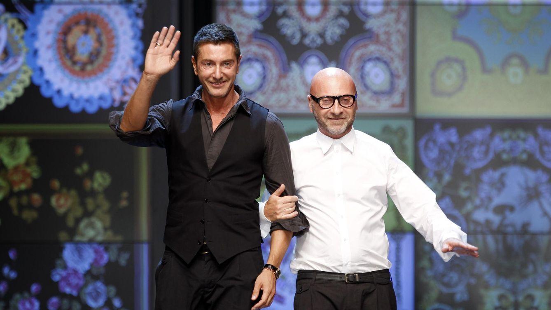 Foto: Domenico Dolce y Stefano Gabbana (Reuters)
