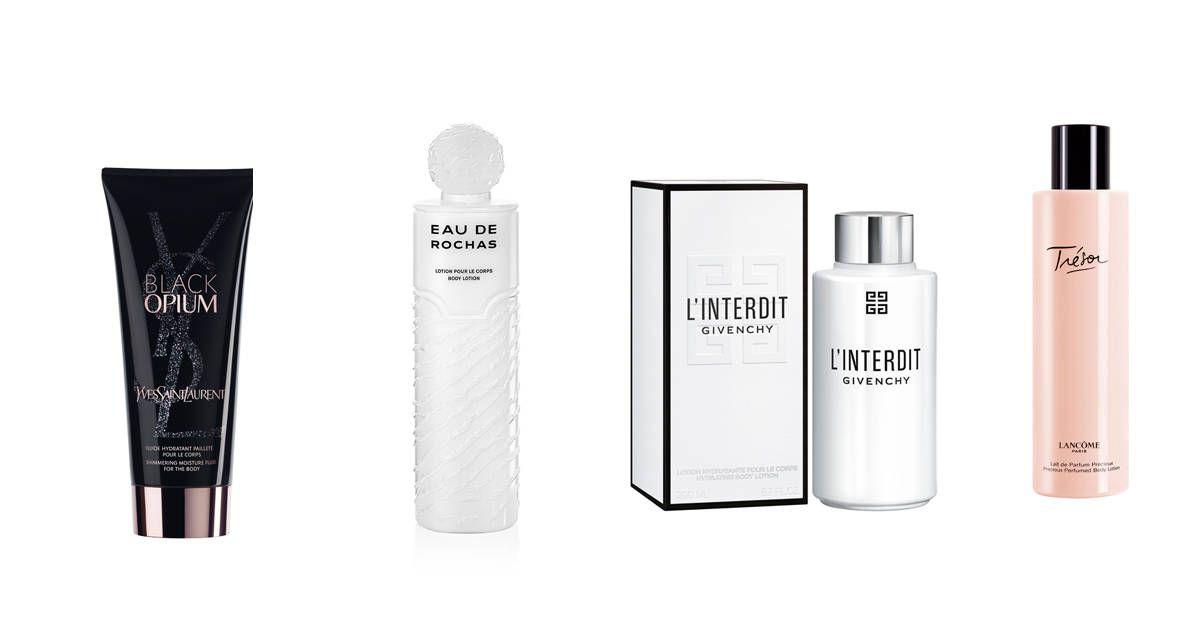 En tu piel hidratada y perfumada con tu aroma.