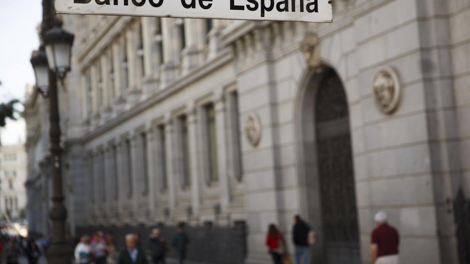 Foto: Banco de España. (Reuters)