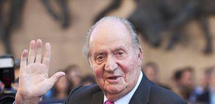 Post de Pedro Trapote, anfitrión de Don Juan Carlos en su comida de despedida (sin Letizia ni Sofía)