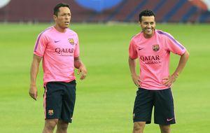 El Málaga busca 'lo imposible': marcarle un gol al imbatido Barça