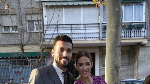 Tamara Gorro y Ezequiel Garay bautizan a su hija Shaila