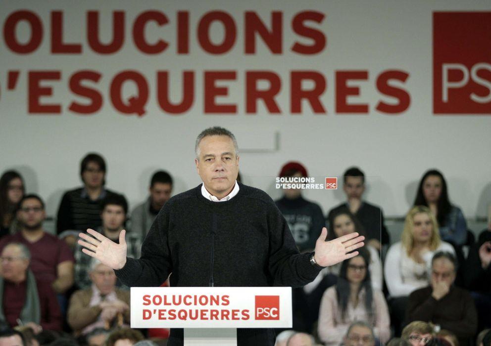 Foto: El líder del PSC, Pere Navarro. (EFE)