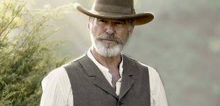 Post de Pierce Brosnan arranca el rodaje de la nueva temporada de 'The Son'