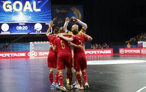 España no pierde la costumbre y se jugará con Rusia estar en la final