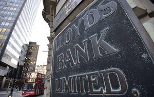 El Gobierno británico reducirá su participación en Lloyds hasta el 20%
