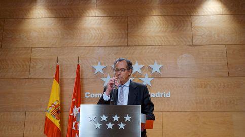 Última hora del coronavirus en Madrid, en directo: sigue en 'streaming' la comparecencia del consejero de Educación